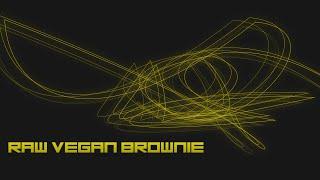 Raw Vegan Gluten Free Brownie
