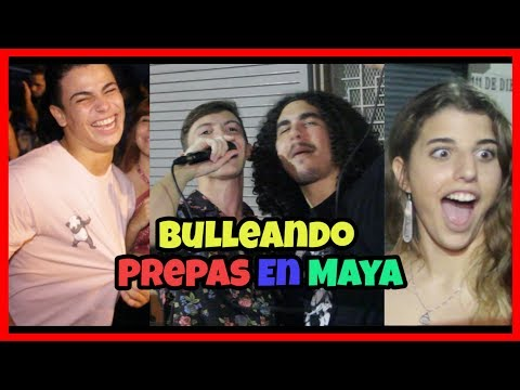 Bulleando Prepas En Maya
