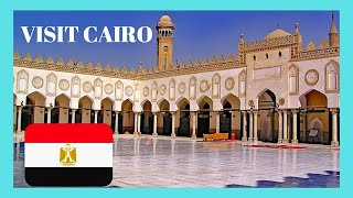 EGYPT: EXPLORING CENTRAL CAIRO, what to see, top places to visit