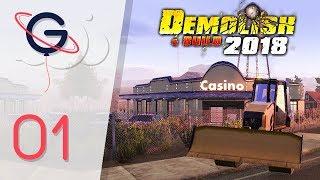DEMOLISH & BUILD 2018 FR #1 : Le vieux Casino