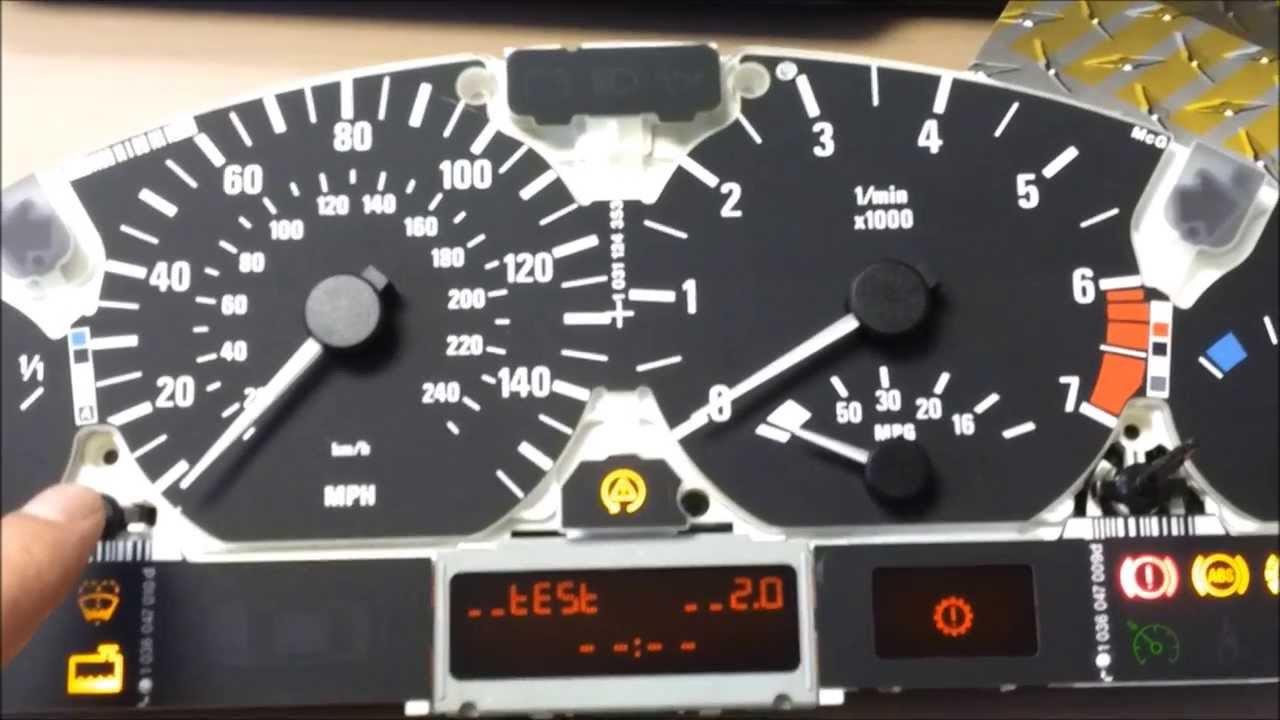 BMW E39 E46 E53 999999 odometer fix  YouTube