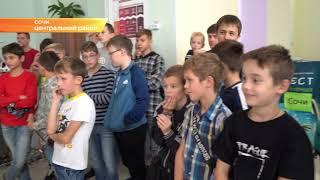 В Сочи прошли открытые робототехнические соревнования. Новости Эфкате