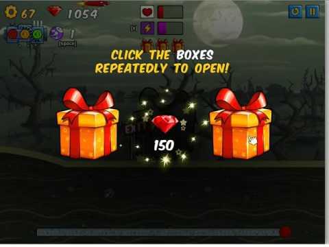 Flash игра Хищные машины 3 хардкор Искажённые мечты 6 серия