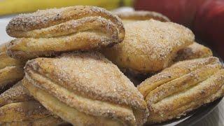 Творожное печенье. Очень вкусное и нежное!