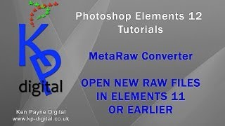 MetaRaw Converter
