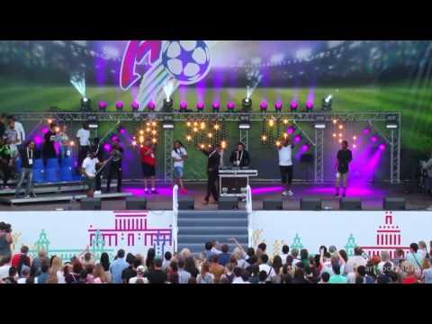 "Концерт артистов Нидерландов | Concert of Netherlands artists. ""Art-football""-2015"