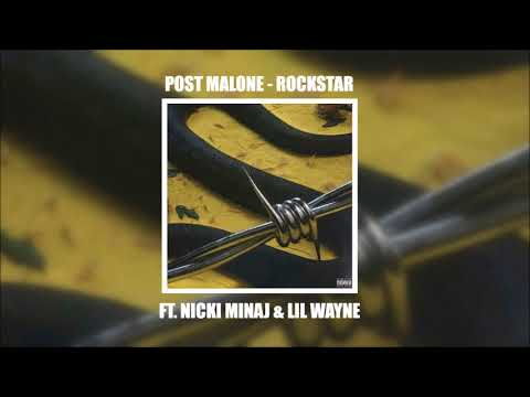 Post Malone - Rockstar ft. Nicki Minaj & Lil Wayne [REMIX]