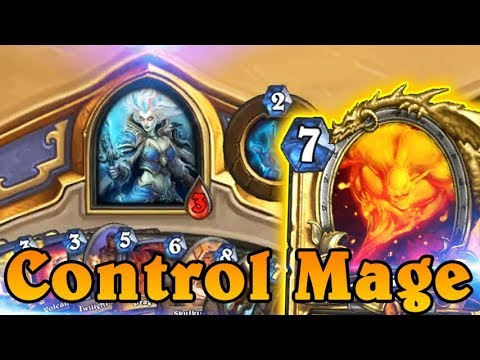 The Control Mage Is Always Good | Hearthstone