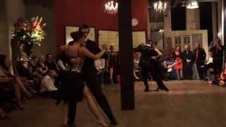 Tangoshow HNY 22 september 2013 by Mirella, Carlos, Lorena, Jory