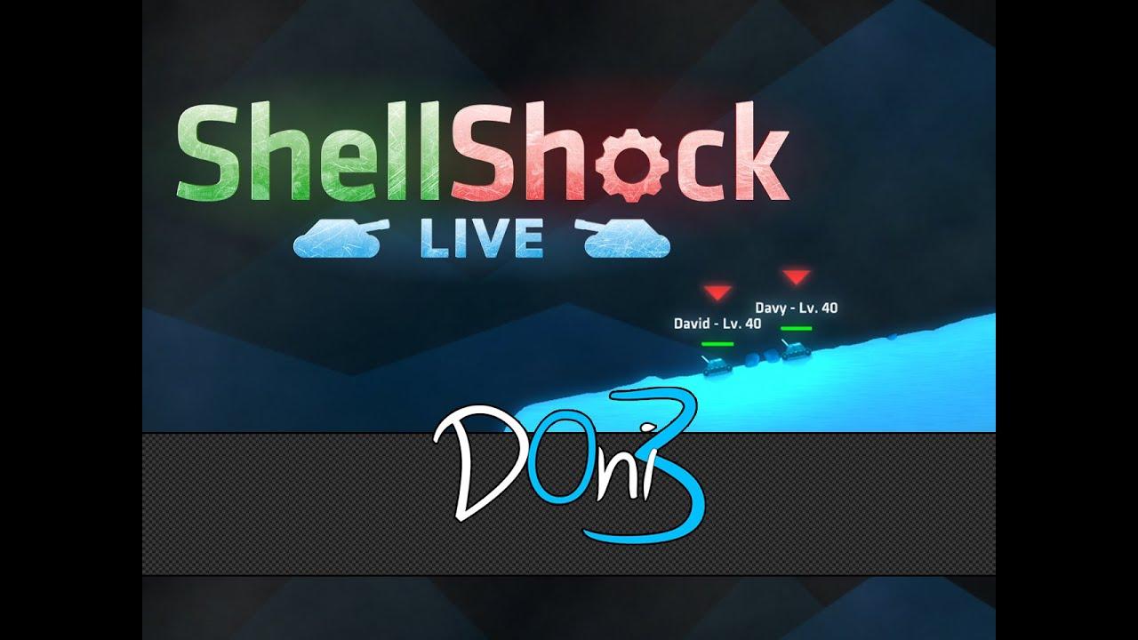shellshock live over and back