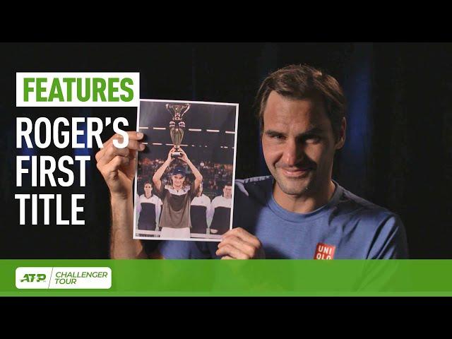 CHALLENGER VAULT: ROGER FEDERER | ATP