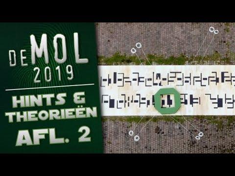 HINT VERBORGEN IN DE CIJFERS?! - Wie is de Mol? 2019 Hints en Theorieën Aflevering 2