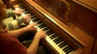 Star Trek Into Darkness Piano Duet (Main Theme)