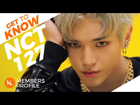NCT 127 (엔시티 127) Members Profile (Birth Names, Birth Dates, Positions etc..) [Get To Know K-Pop]