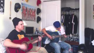 Saosin - I Can Tell (acoustic cover) by Matt Neal & Brian TJ