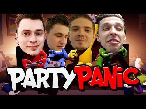 Party Panic w/ Bax, Herdyn a Wedry