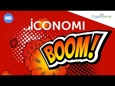 Iconomi BOOMS / Veritaseum Down 14% / Status Rockets Up / BTC Chart Reading