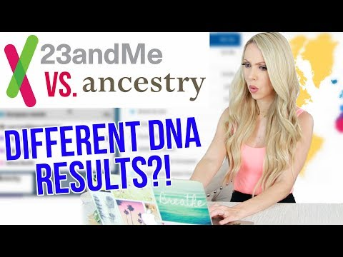 I Took 2 DNA Tests: Did The Results Match?!