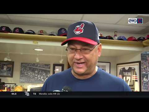 Terry Francona discusses Cleveland Indians' offensive struggles before series vs. Detroit