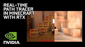 Minecraft With RTX: Crafting a Real-Time Path-Tracer for Gaming