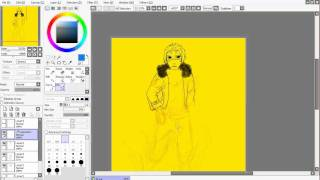 How To Draw Perfect Straight Line Paint Tool Sai