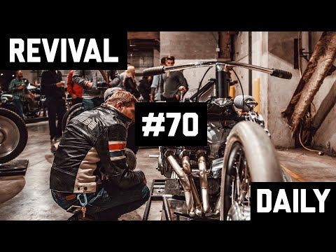Handbuilt Show Opening Night! // Revival Daily #70