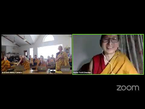 "06 ""Illumination of the Thought"" with Geshe Yeshi Lhundup: Three Types of Compassion 10-24-20"