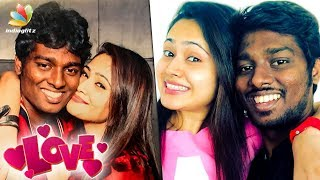 Atlee's Birthday Surprise to Priya at Los Angeles | Hot Tamil Cinema News | Vijay 63