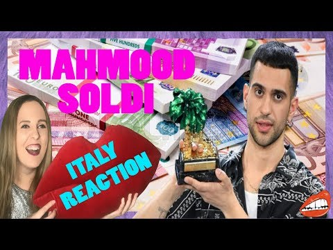 EUROVISION REACTION TO MAHMOOD - 'SOLDI' (ITALY 2019)