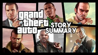 Grand Theft Auto Timeline - Part 2 - The HD Universe (What You Need to Know!)