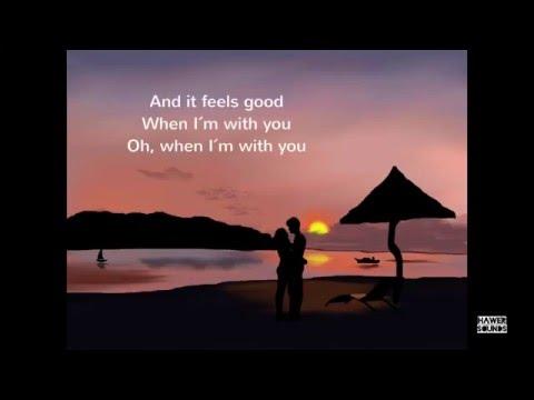 With You - LYAR feat. Brenton Mattheus (LYRICS)