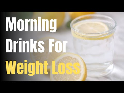 4-morning-drinks-to-lose-weight-&-get-flat-tummy