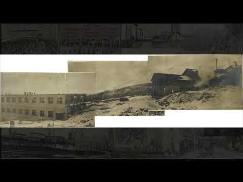 Capsule 125e Thetford Mines - 1894, La Mine Mégantic