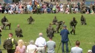 Pokaz 25 brygady Kawalerii Powietrznej [Walka wręcz] 22.06.2013r