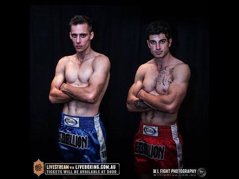 Rebellion Muaythai 15: Michael Lawson vs Adam Slomski - FULL FIGHT