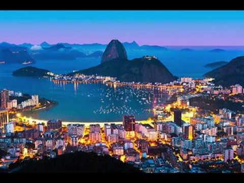 L' INCENDIE A RIO - Sacha DISTEL - Interprété par Denis CARON