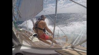 2018 Season Ep3. HR54 Cloudy Bay - sailing Grenada, Feb 2018