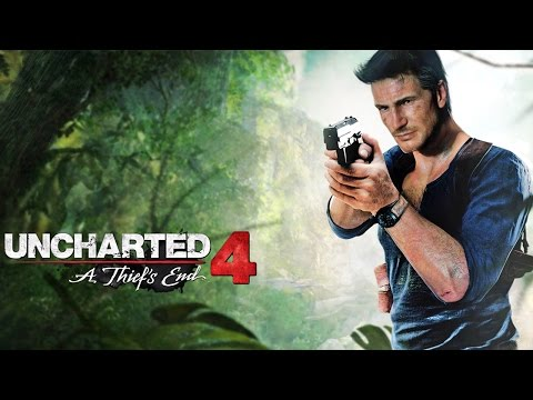 Uncharted 4 A Thief's End: Primeira Gameplay - Playstation 4 (PS4)