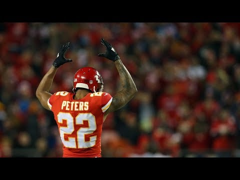 "Marcus Peters 2017-18 Highlights ""Kansas City Thief"" 