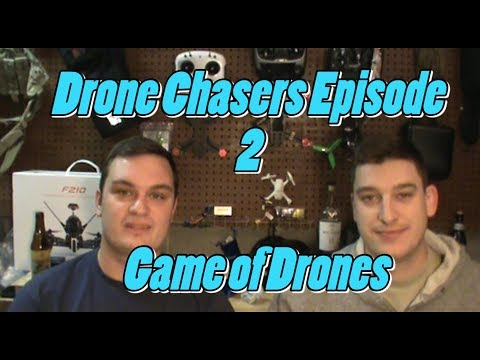 Drone Chasers Episode 2 Game of Drones