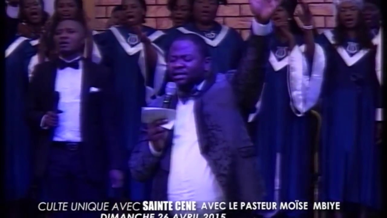 pasteur moise mbiye yaya