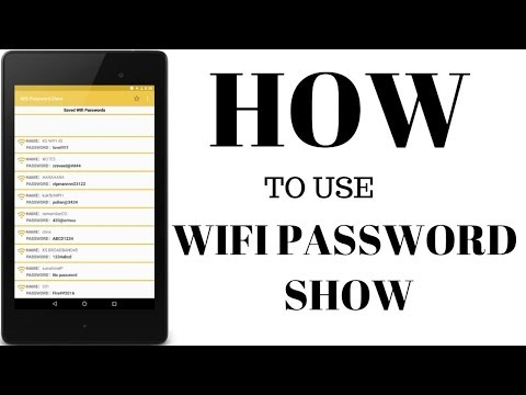 wifi key viewer apk
