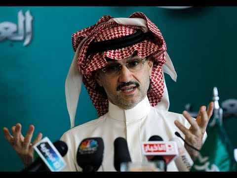 Saudi Arabia Arrests 10 Princes & 30+ Ex-Ministers on Corruption Charges - LIVE COVERAGE