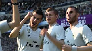 LaLiga Santander Highlights      Real Madrid vs Valladolid       (3.11.2018)