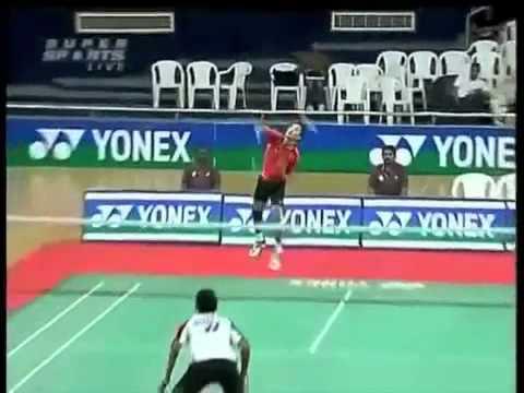 Kỹ thuật điêu luyện của Taufik Hidayat
