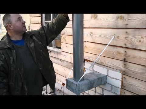видео: Вытяжка для газового котла (ventilation for gas boilers)