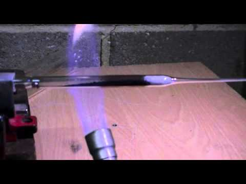 Reducing Copper Oxide to Copper Metal Using Hydrogen
