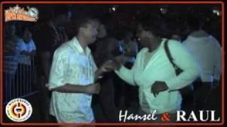 Hansel Y Raul - Wanda - LIVE
