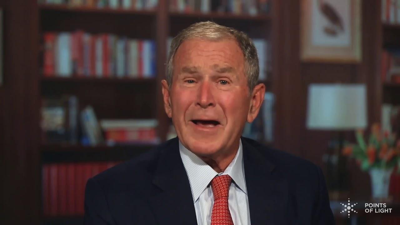 President George W. Bush Video Address at The George H.W. Bush ...
