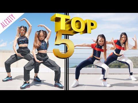 DANCE - RANKING TOP 5 REGGAETON 2019  - FAMILY GOALS